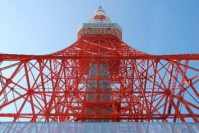 東京タワーは第6位にランクイン