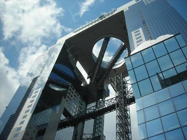 梅田スカイビル・空中庭園展望台が8位に!