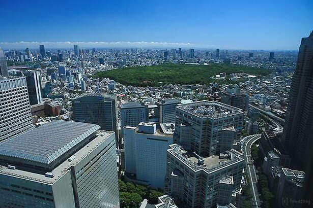 第10位の東京都庁舎