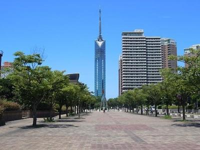 第18位の福岡タワー