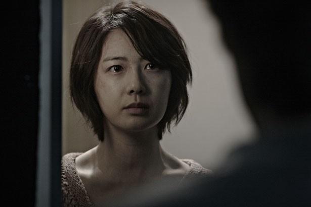 元夫を殺害してしまった女性ファソンを、イ・ヨウォンが好演している