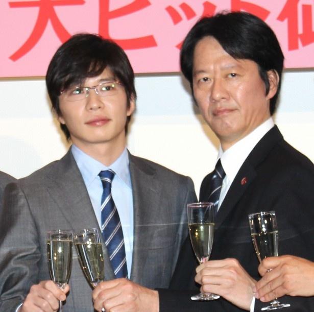 『相棒シリーズ X DAY』の大ヒット御礼舞台挨拶が開催!