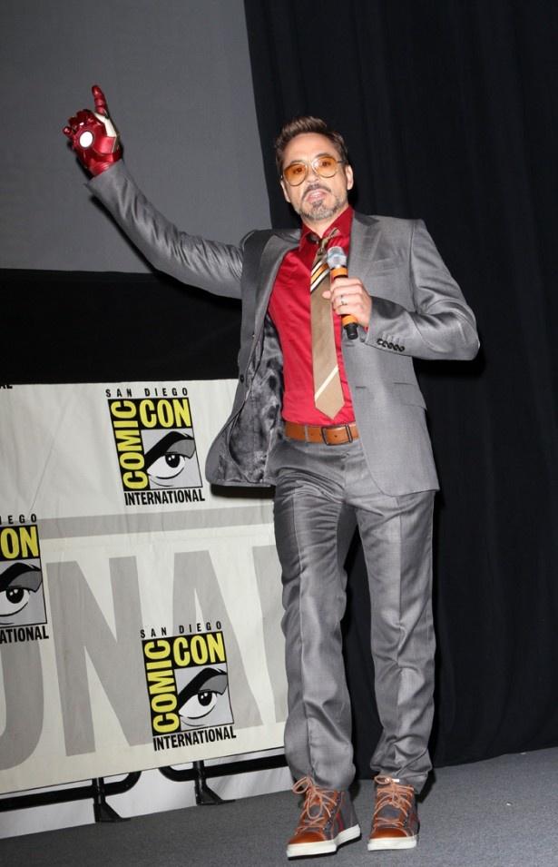 『アイアンマン3』は4月26日(金)より全国公開