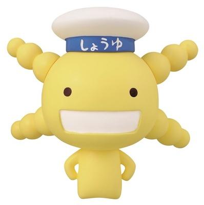 「しょうゆ」と書かれた水兵帽がかわいい