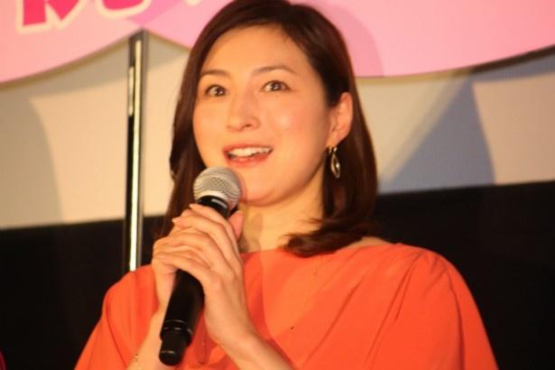 広末涼子は、娘を事故で亡くした母親・桐原容子役