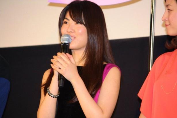 母親となることに戸惑いを感じる野口正美役に福田麻由子