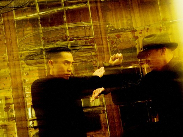 ユエン・ウーピン指導のアクションをウォン・カーウァイが美しく見せる
