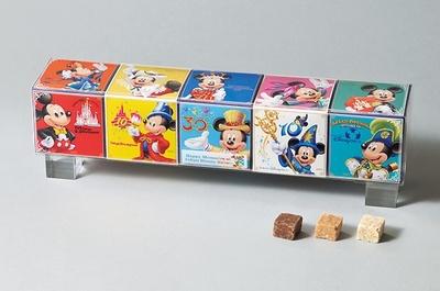 「キュービックチョコレートクランチ」(1600円)