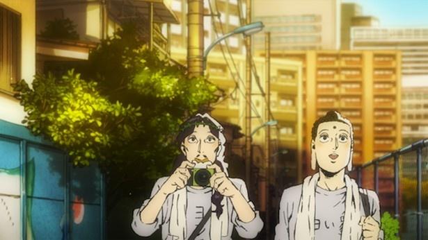 中村光による同名マンガが人気を博し、このたび映画化された『聖☆おにいさん』(5月10日公開)