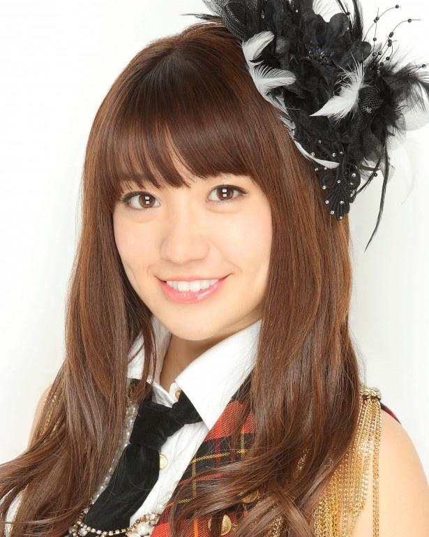 初の連覇がかかるAKB48・大島優子