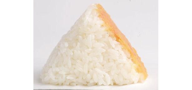 おむすび権米衛「桜と白味噌のおむすび」¥120