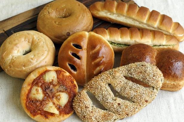 全国各地の食材を使ったご当地パンがずらり!全種類を食べ比べてみたい!