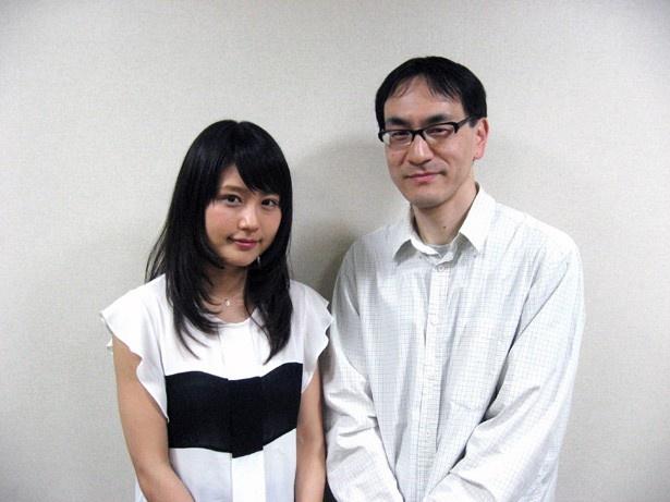 2013年4月5日、FM OSAKAにて。