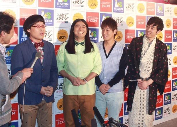 AKB48の第5回選抜総選挙について語る山里