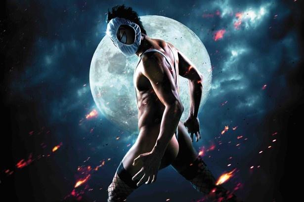 異色のヒーロー、変態仮面の活躍はスクリーンで楽しもう
