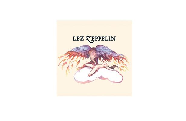アルバム「LEZ ZEPPELIN」