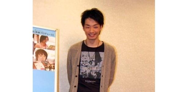 """「パンク・バンド""""逆鱗""""のリーダーの恋人、波子役を演じた江口のりこさんはとても興味のある女優さんです(笑)」"""
