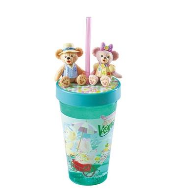 フィギュア付きの「ドリンクカップ」(1500円)
