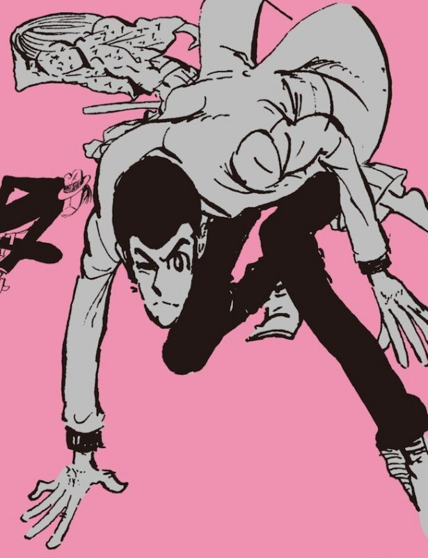 4月27日(土)より松坂屋名古屋店・松坂屋美術館にて開催される「ルパン三世展」