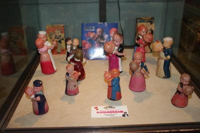 秘蔵のレトロおもちゃたち