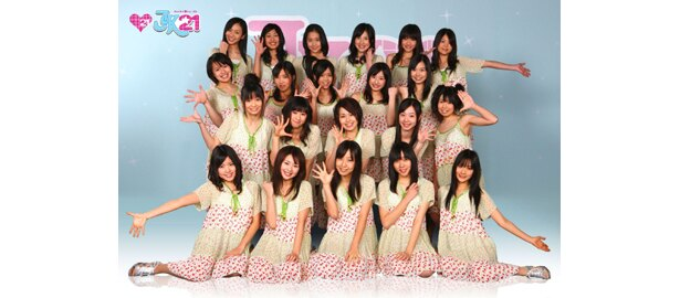 「WIN!WIN!タイガース」を歌うJK21。阪神タイガース承認新球団応援歌「WIN!WIN!タイガース」はファンなら絶対覚えておくべき1曲