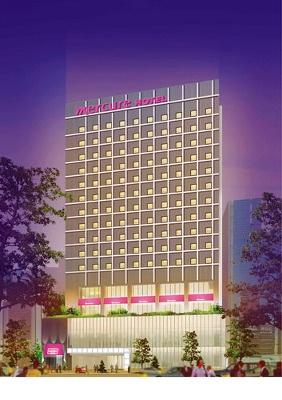 「メルキュールホテル札幌」は6月オープン