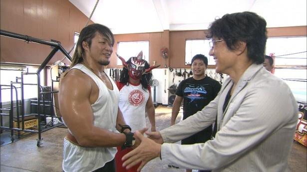 6月2日(日)放送の「ビフォーアフター」では新日本プロレス選手寮を改装!