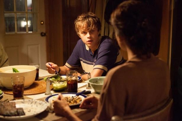 『プレイス・ビヨンド・ザ・パインズ 宿命』で主人公の息子役を演じたデイン・デハーン