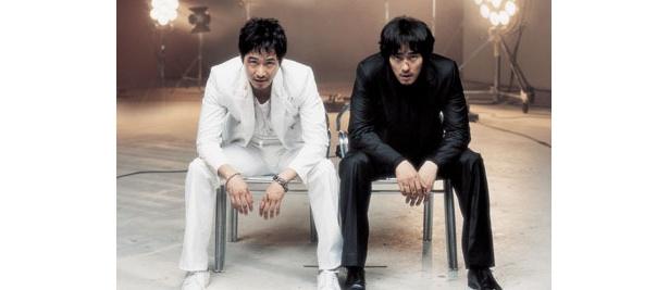 ソ・ジソプ&カン・ジファンがW主演した『映画は映画だ』
