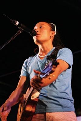ウクレレシンガーソングライター・平井大さんのライブショー