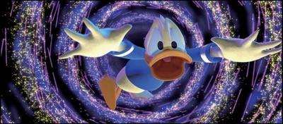【写真を見る】ドナルドと巡るディズニー映画の世界!