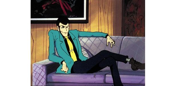 TVアニメ考現学第一弾『ルパン三世1st.TVシリーズ』