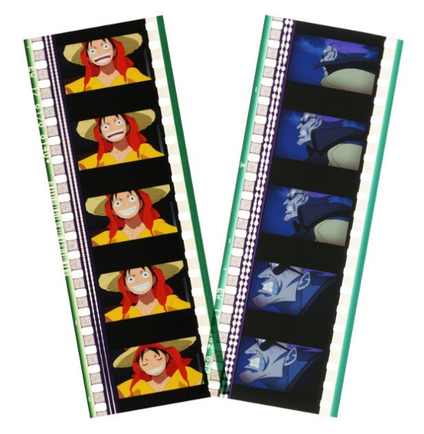 Blu-ray&DVDを買って生フィルムのプレゼントに応募したい!