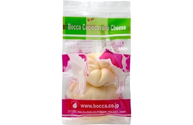 イタリア生まれのセミハードタイプ(半硬質系)チーズ「カチョカヴァロチーズ」もおいしそう