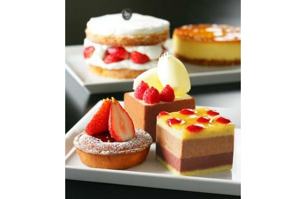 王室が愛した味・「デザートサーカス」が世界初出店!