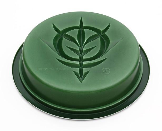 ジオンの紋章がデザインされたご飯カップ