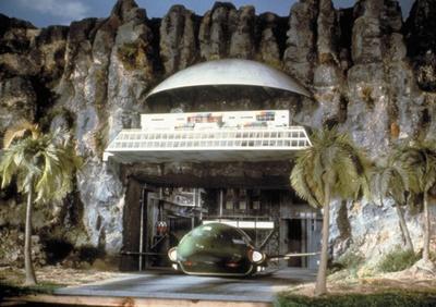 国際救助隊の秘密基地であるトレーシーアイランド。南太平洋上に浮かぶ孤島