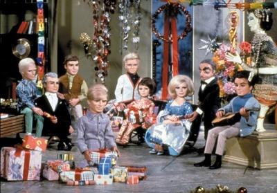 サンダーバードのメンバーがそろってのパーティーの模様