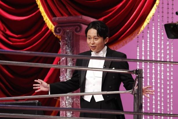 「蜜室」では、有吉弘行がゲストと異性の会話を橋渡しする