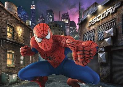 【写真を見る】ニューヨークの街中を舞台に、スパイダーマンの迫力バトルが楽しめる