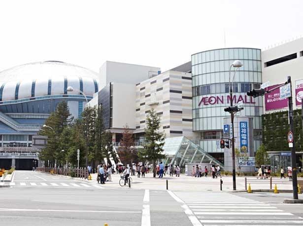 大阪 ドーム シティ
