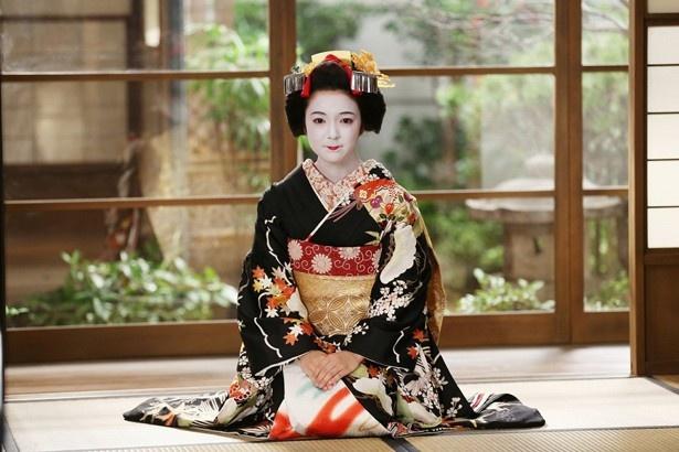 『舞妓はレディ』は京都・花街を舞台に、鹿児島生まれで津軽育ちの少女が、厳しい稽古にめげそうになりながらも美しい舞妓を目指して成長していくストーリー