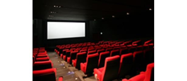 映画の上映だけでなくイベントなども盛りだくさん