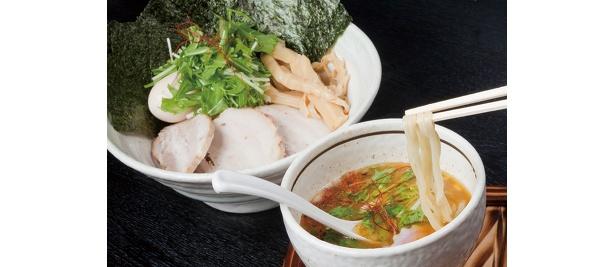 つけ麺(750円〜)