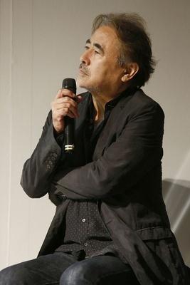 天野さんは「僕が描く絵というのはもともとHYDEさんに似ている」と話していた