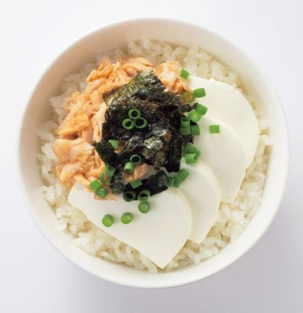 東京ウォーカー本誌ではツナヨーグルト丼も紹介している