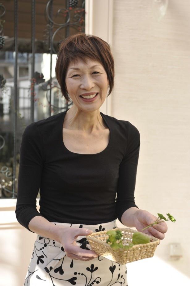 9月7日(土)は料理研究家・浜内千波先生の講演