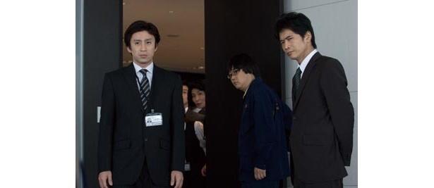市川染五郎が外郭団体の天野役として米沢をかく乱する