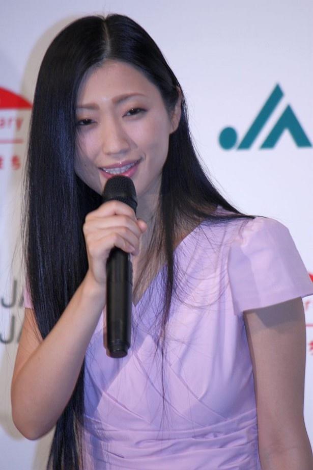 秋田美人の壇蜜、「あきたこまち...