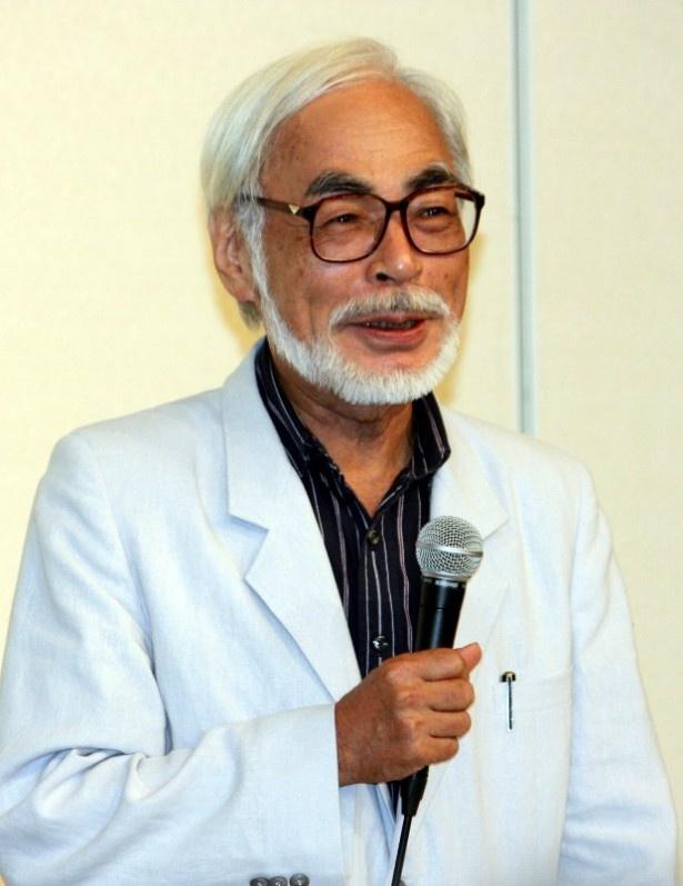 引退について語った『風立ちぬ』の宮崎駿監督